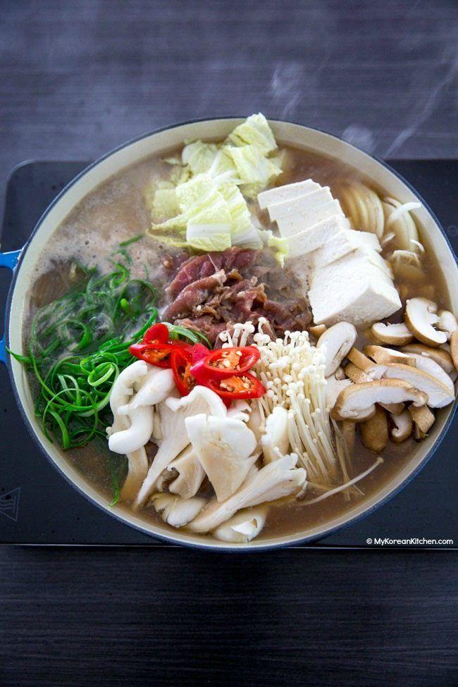 Korean Beef Stew | Recipe | Korean beef stew, Bulgogi ...