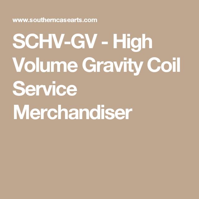 SCHV-GVBAV - Bavarian Series High Volume Gravity Coil
