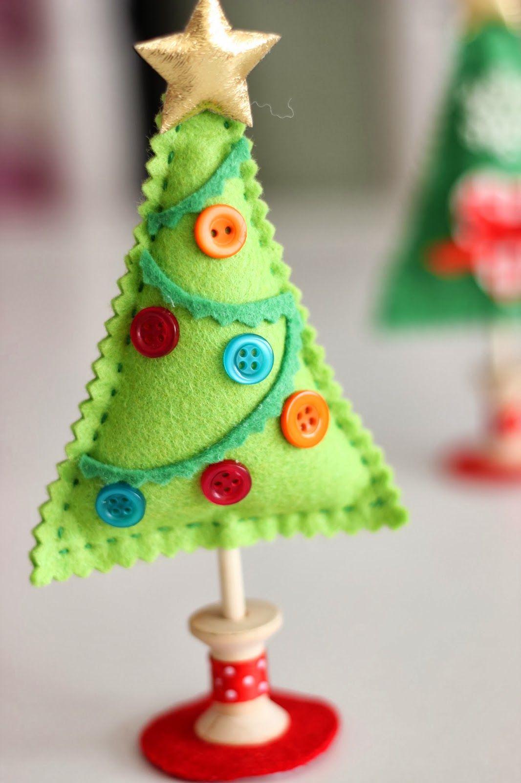 adornos navide os materiales reciclados navidad