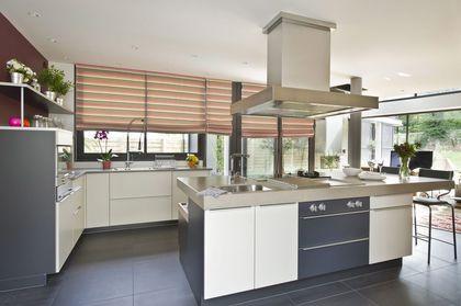 Emejing Interieur Maison Moderne Cuisine Contemporary - lalawgroup ...