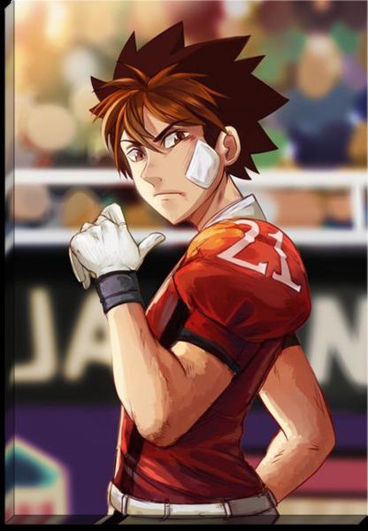 Eyeshield Anime Canvas