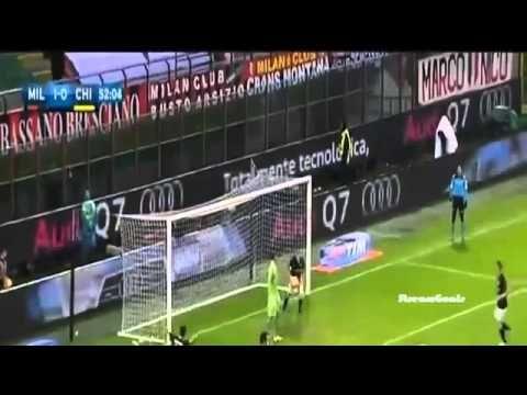 الدوري الإيطالي : ميلان 1 - كييفو فيرونا 0 28 - 10 - 2015 ~ عرب سبورتس رياضة بلا حدود