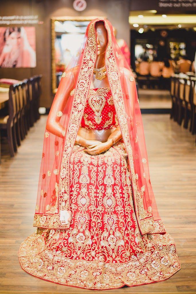 Beautiful Bridal Lehenga at Koski, Bangalore | Bridal Lehenga ...