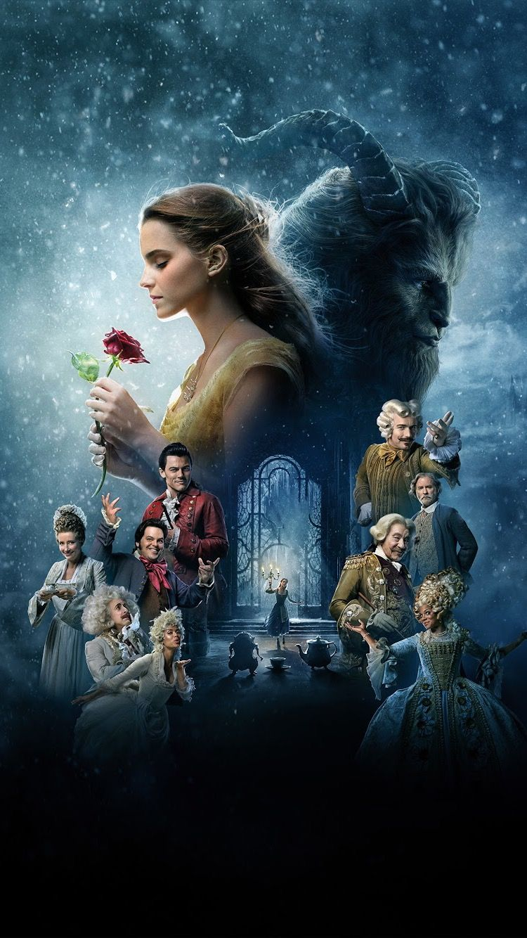 Beauty And The Beast 2017 Beauty The Beast Wallpaper