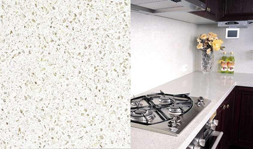 Quartz Swan Cotton Quartz Countertops Slab Granite Countertops Countertops