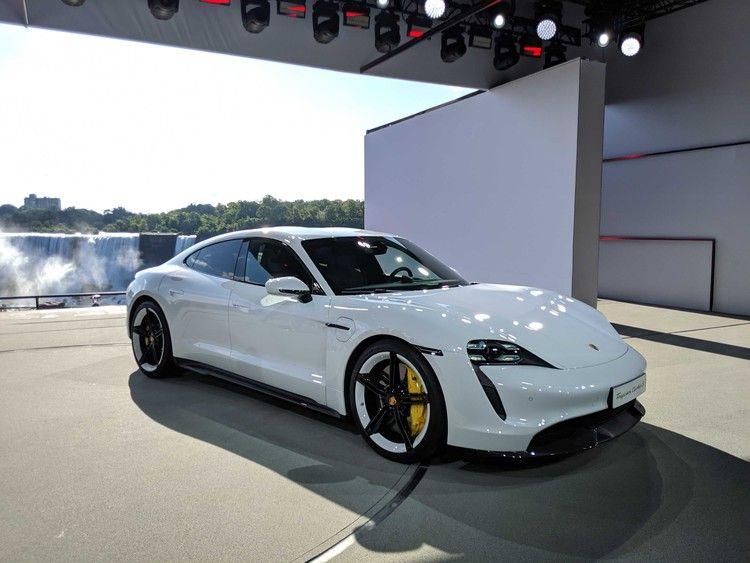 Porsche To Produce A Cheaper Version Of Its All Electric Taycan Techcrunch Porsche Porsche Taycan Porsche Electric Car