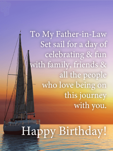Set Sail For Celebration