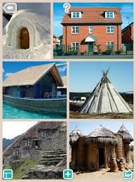 Our Houses Around The World Bouw Thema Huizen Bouwen Thema