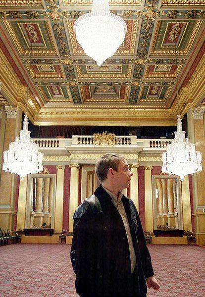 John: What are we doing here, #Sherlock?