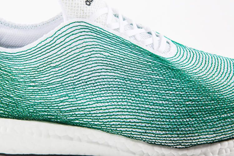 Adidas Knit These Sneakers Entirely From Ocean Plastic Trash | Co.Exist |  ideas +