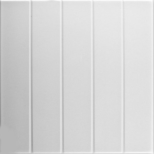Bead Board Styrofoam Ceiling Tile 20 Quot X20 Quot R104