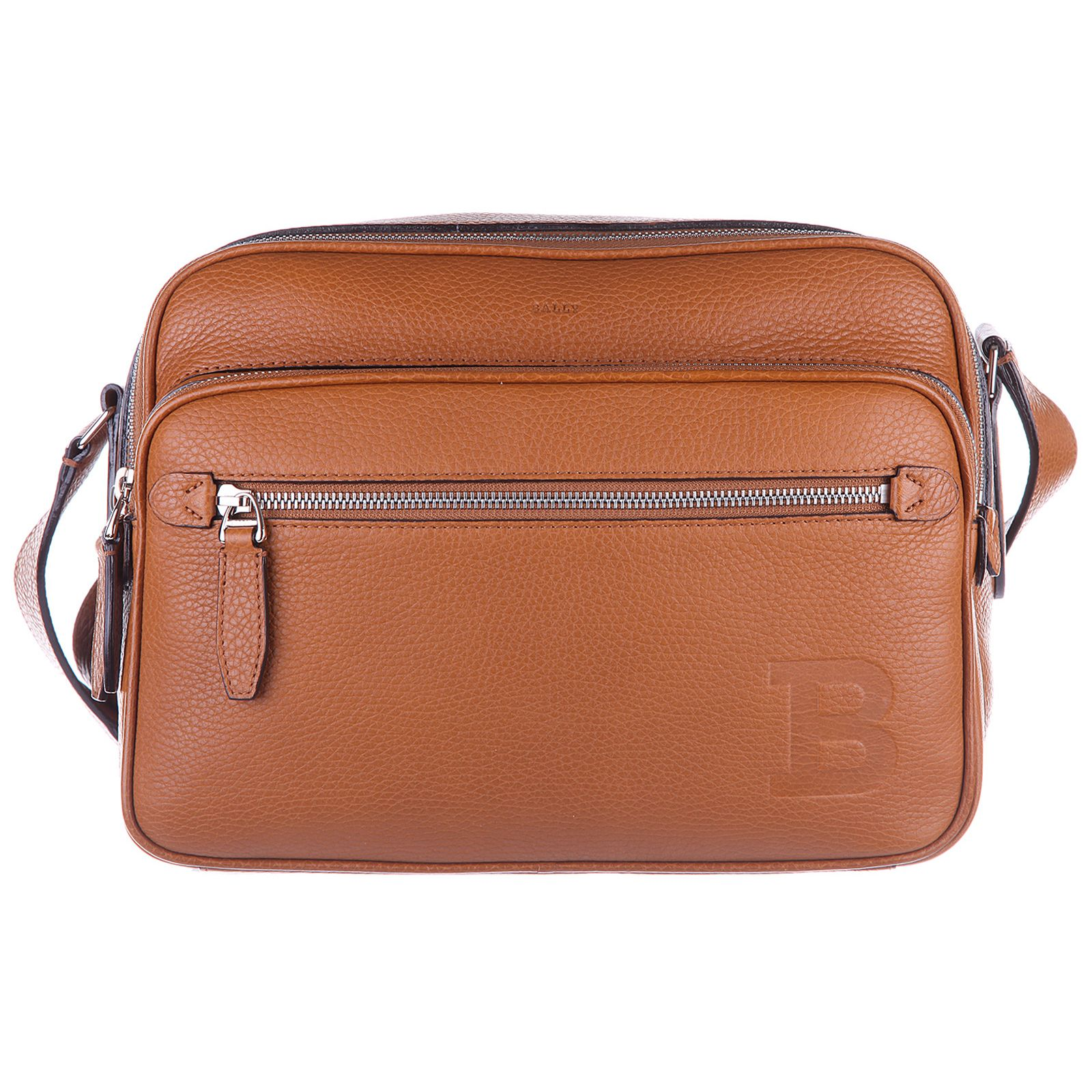 3eda59d247 BALLY MEN S LEATHER CROSS-BODY MESSENGER SHOULDER BAG PULITZER.  bally  bags