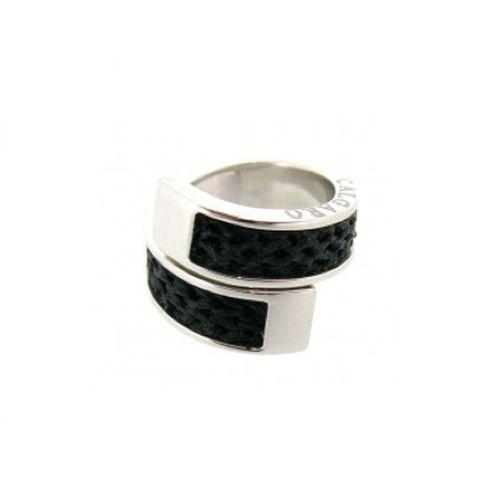 Italienischer Schmuck aus feinsten Silberfäden von Calgaro: Ring AF061ANN