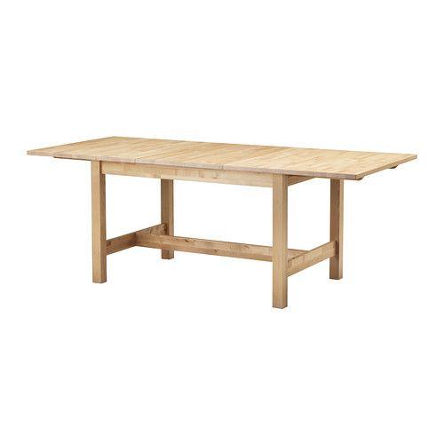Ikea Norden Kitchen Island: NORDEN Utdragbart Bord - IKEA