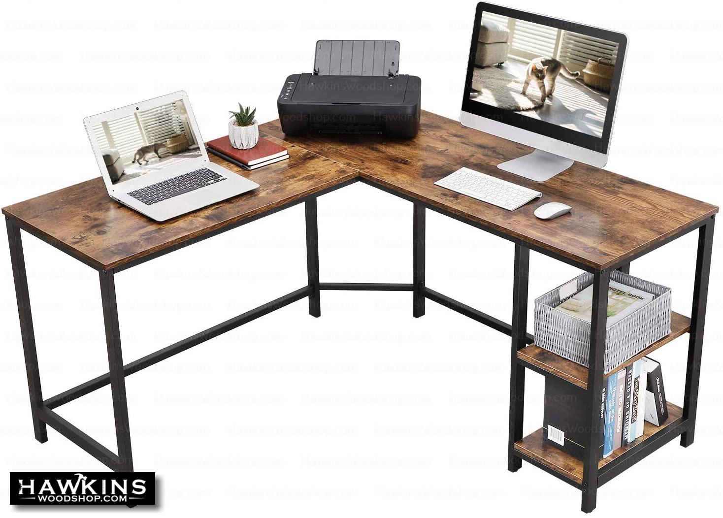20++ Farmhouse computer desk model