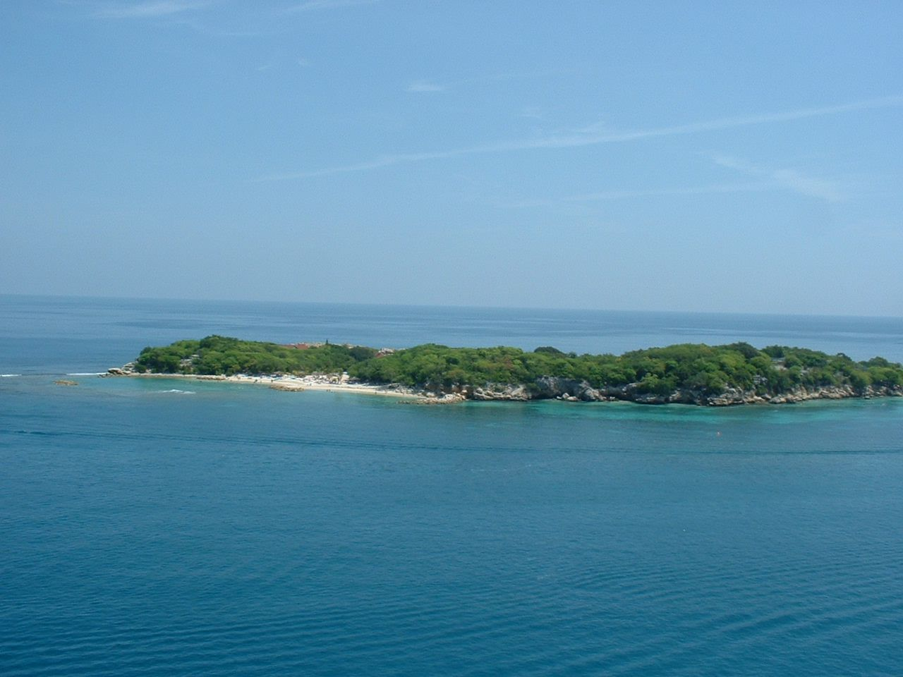 Explore The Beauty Of Caribbean: Labadee - Royal Caribbean's Private Island