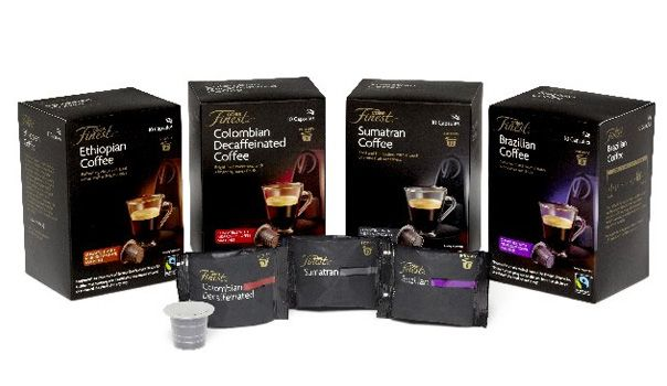New Product Alert Introducing Our New Coles Finest Coffee