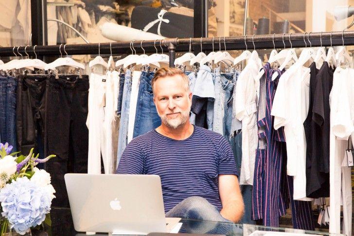 Scott Morrison Talks His Latest Denim Brand 3x1 | coveteur.com
