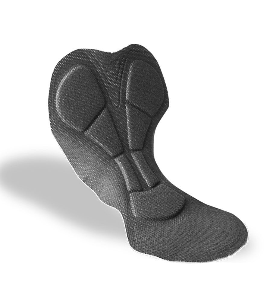 Replacement Century Chamois Pad Molded For Your Bike Shorts
