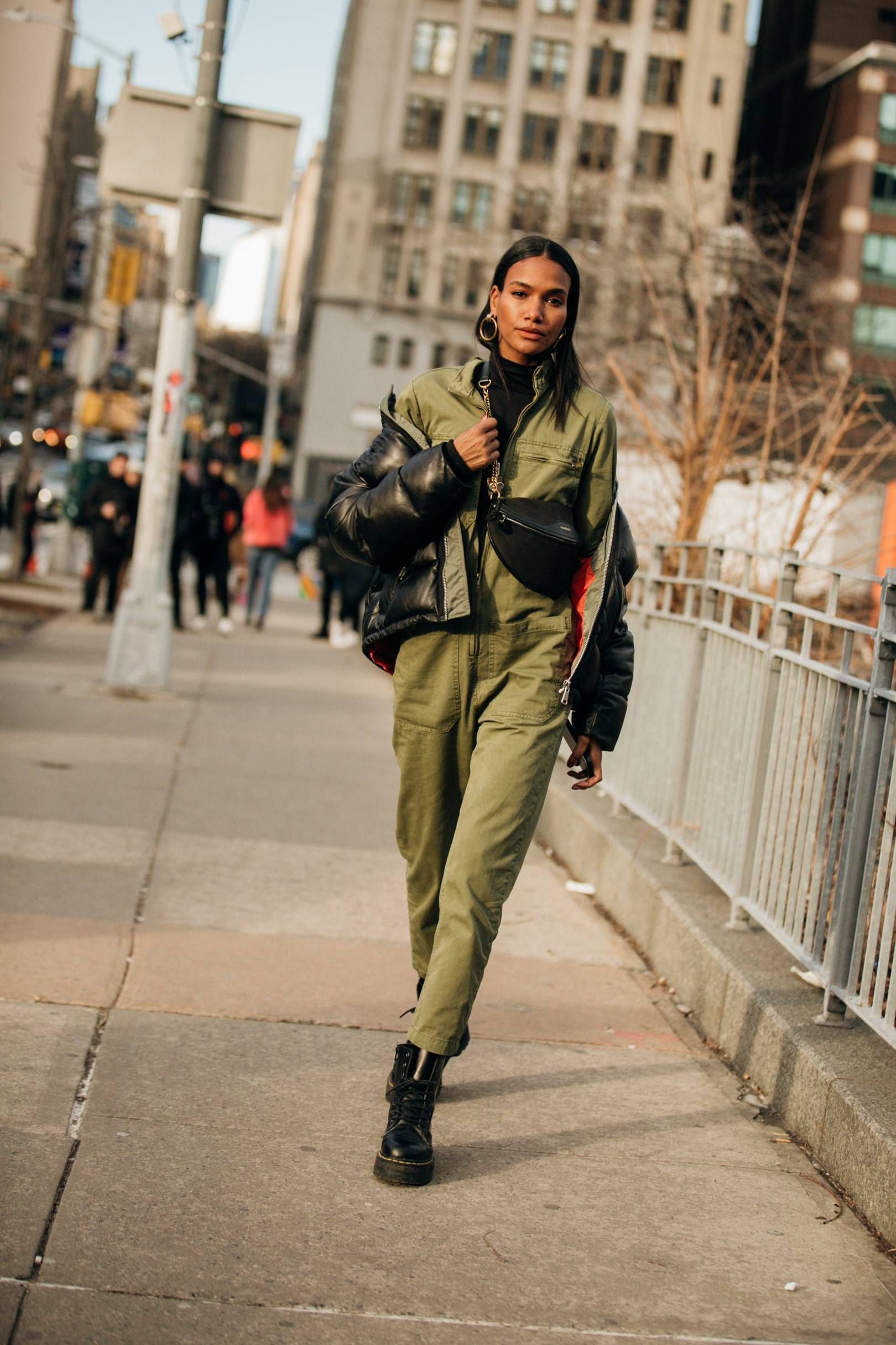 The Best Street Style From New York Fashion Week Very Dapper