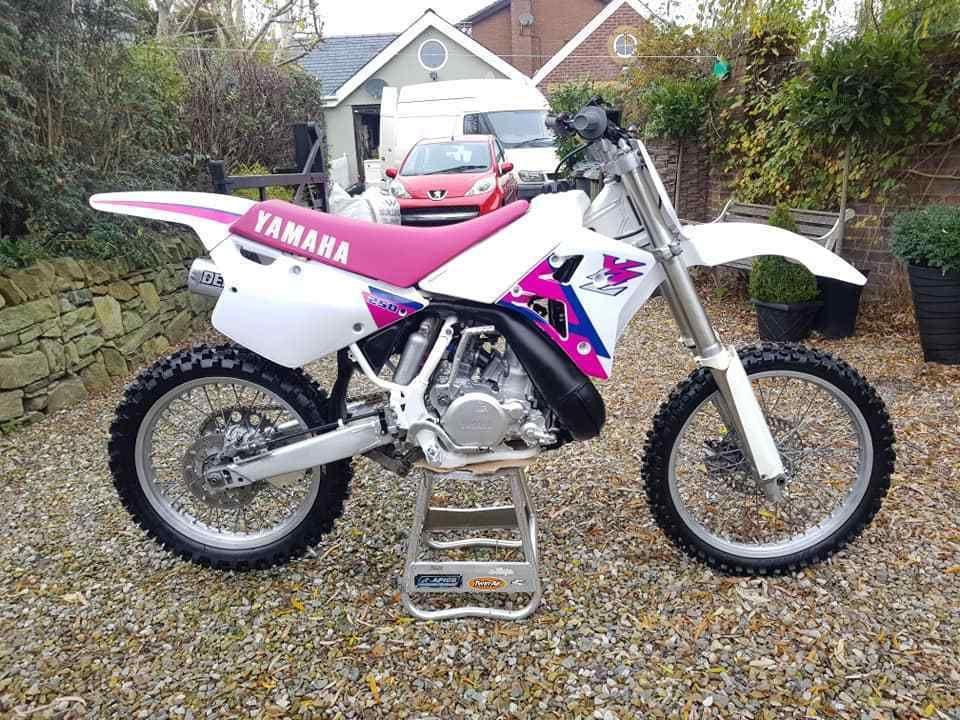 Ebay Yamaha Yz250 1992 Full Restoration Engine Rebuild