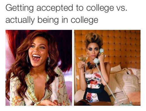 24 Relatable Beyonce Memes That Ll Never Get Old Beyonce Memes Student Memes Celebrity Memes