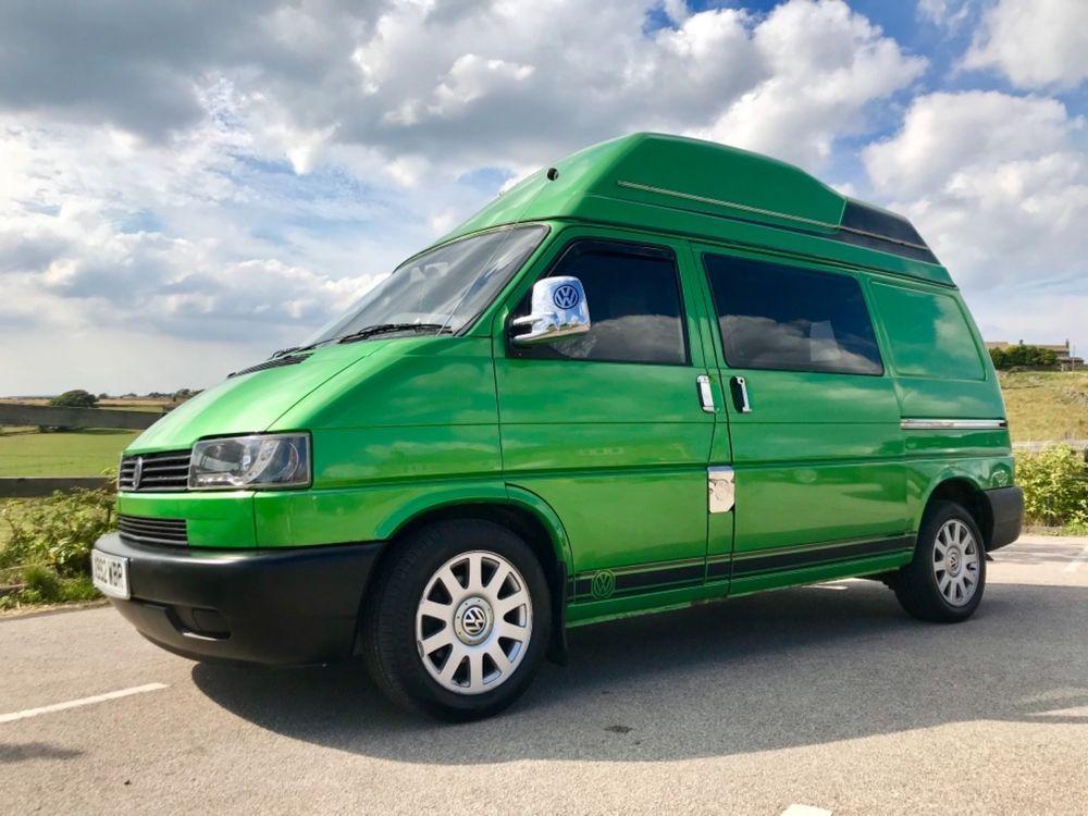 """eBay: VW T4 800 Special Hightop Camper Van """"Betty"""" - 1.9 ..."""