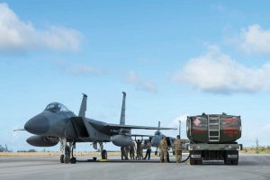 Tinian Divert Airfield Project Behind Schedule Marianas Business Journal Business Journal Military Installations Construction Contract