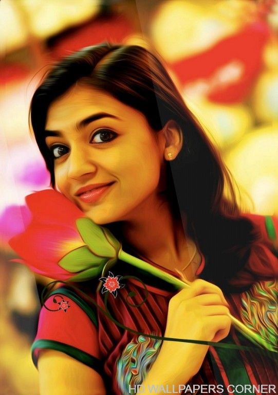 Nazriya Nazim Hd Photos Hd Wallpapers Corner Actresses In 2019