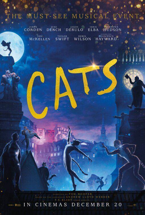 Cats 2019 En 2020 Peliculas Completas En Castellano Peliculas