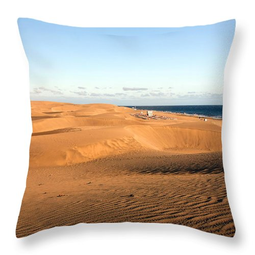 The Desert Throw Pillow For Sale By Halina Jasinska Throw Pillows Pillow Sale Pillows
