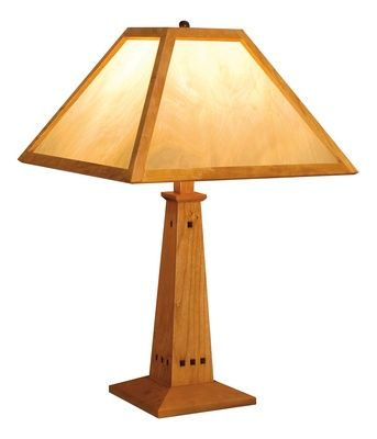 Cherry Tree Table Lamp Světla A Svícny In 2019 Craftsman