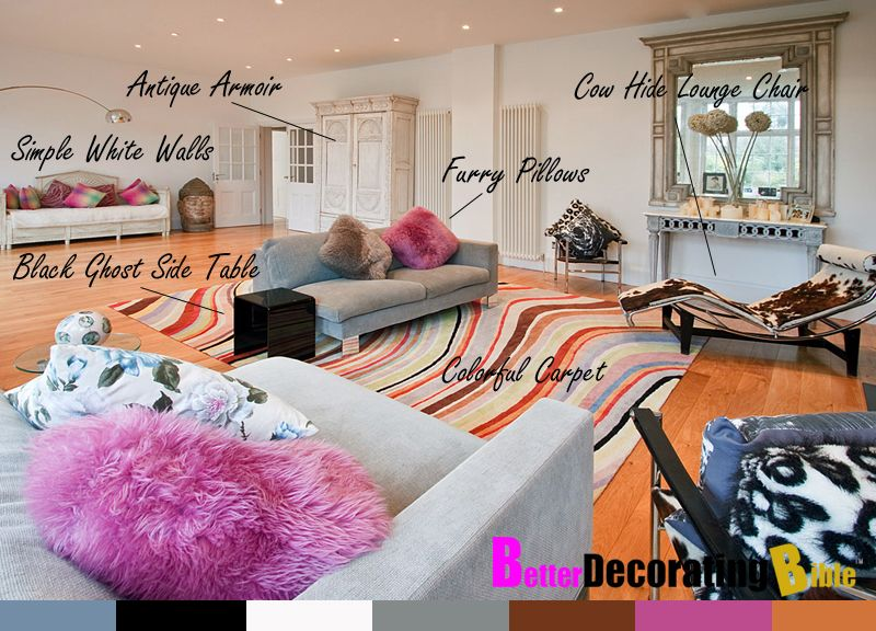 Get The Look Modern Boho Hippy Decor