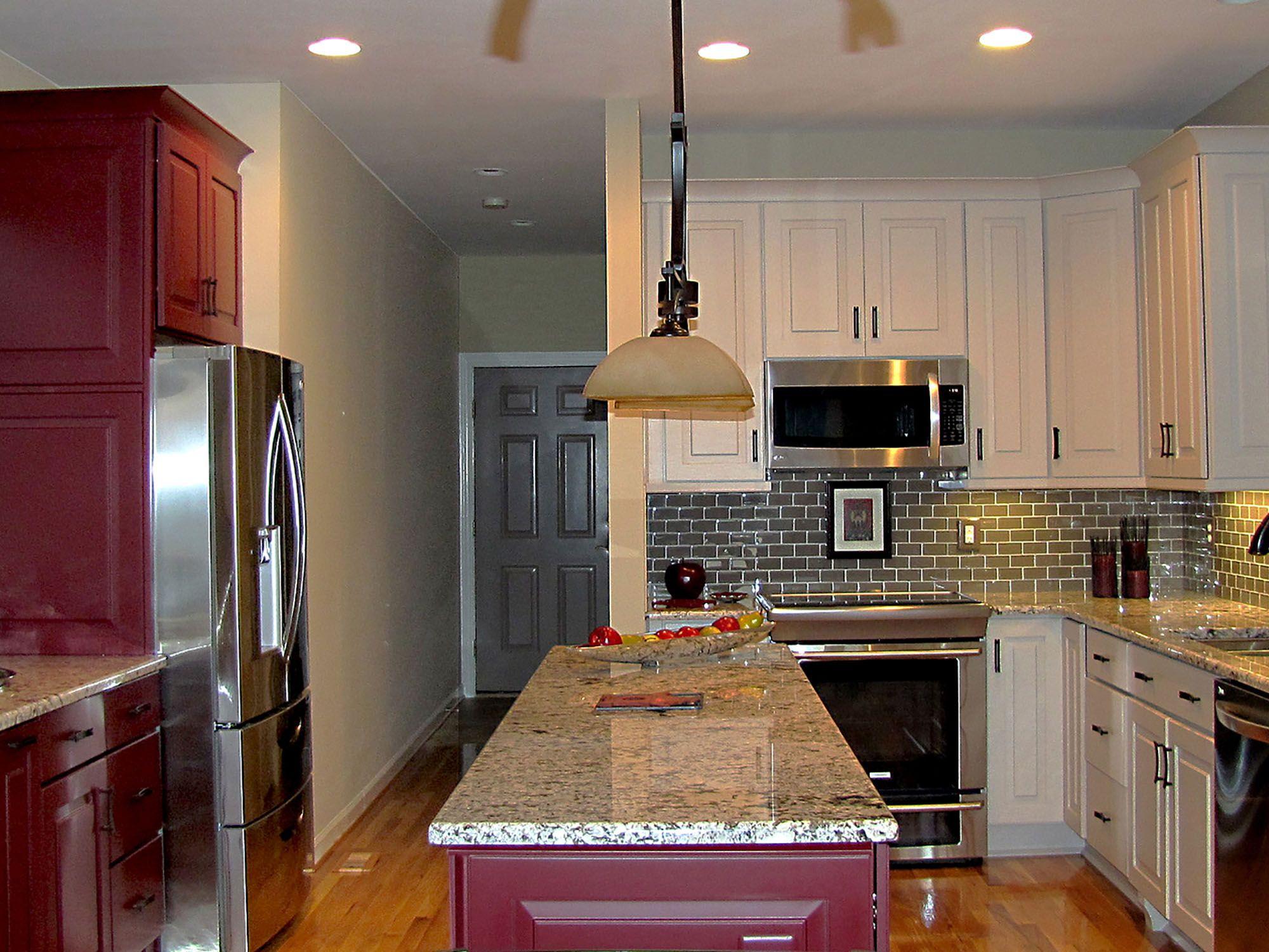 Salem South Carolina kitchen renovation features ...
