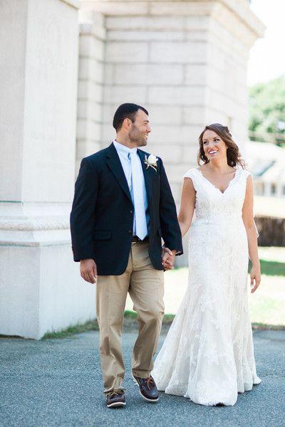 Liz And Alex S Wedding In Andover Massachusetts Top Wedding Dress Designers Wedding Dresses Lace Wedding Gown Styles