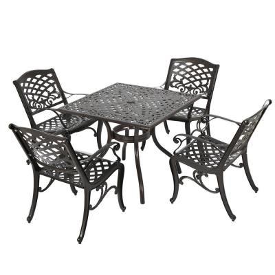 Aluminum Square Outdoor Dining