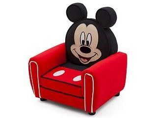 disney mickey mouse up85710mm kinder fauteuil - Fauteuil Mickey