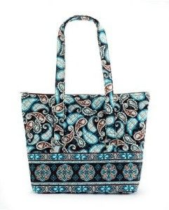 Marie Osmond Handbags Collection Quilted Medium Tote Handbag Fashion