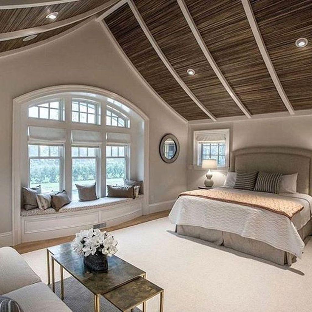 Best Awesome 46 Stunning Loft Bedroom Design Ideas Bedroom 400 x 300