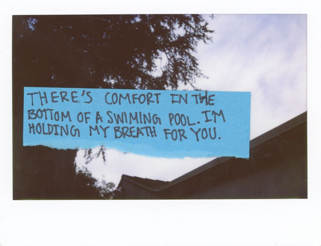 Swimming Pool The Front Bottoms Quotes And Lyrics Pinterest Front Bottoms Swimming