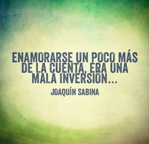 Joaquín sabina, un artista sin igual .