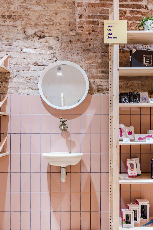 Vitae nuevo concepto de marca para una tienda de productos para la sexualidad se intenta