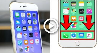 Secret iPhone Wallpaper Trick! #fitness