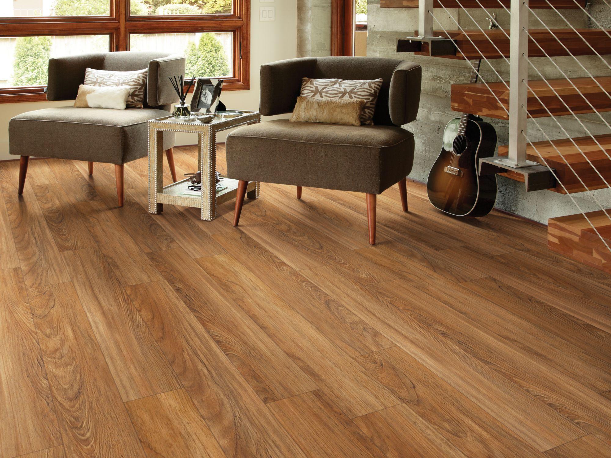 Classico Plus Plank Room View in 2020 Teak flooring