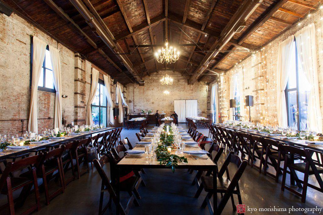 Green Building Wedding Reception In Brooklyn Brooklyn Wedding Venues Brooklyn Wedding Wedding Venues