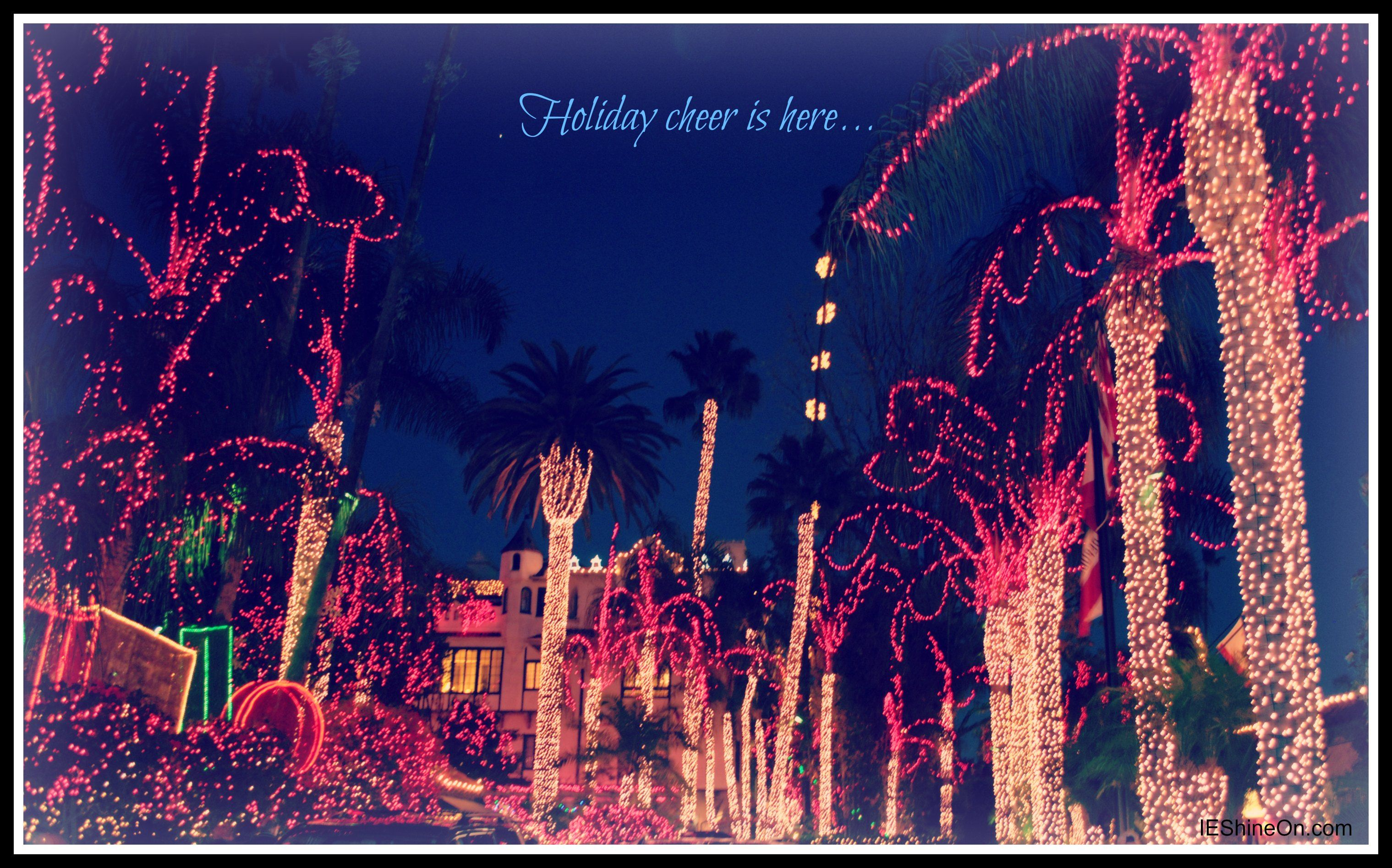 Check out the tons of fun Inland Empire holiday things to do and events | Holiday fun, Holidays ...