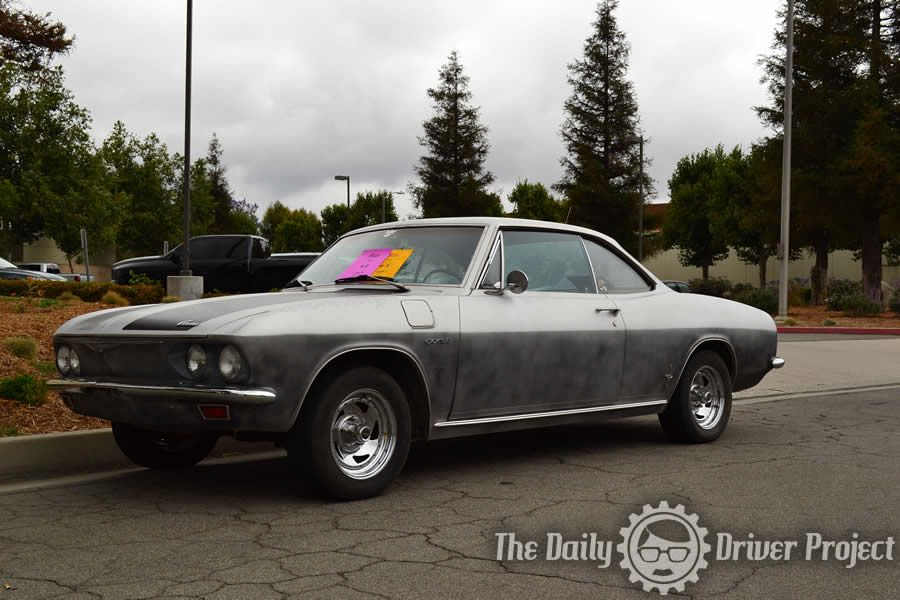 The Last Few From The California Corvairs' Open House