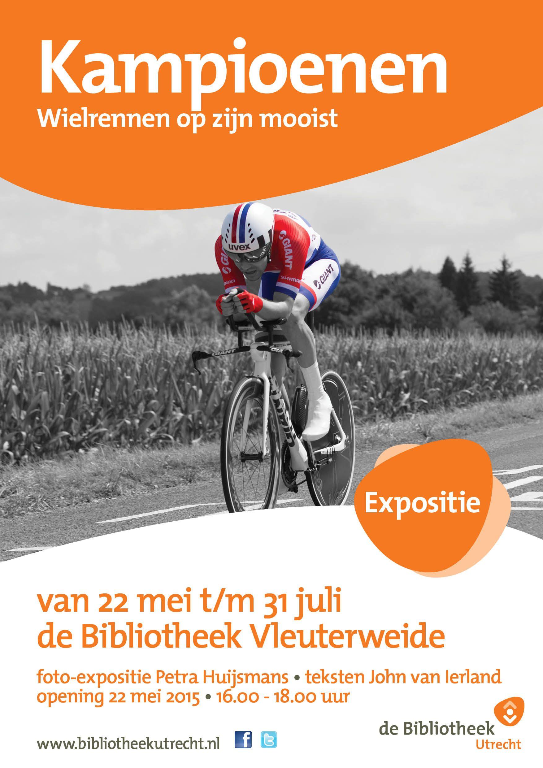 #expositie #wielrennen