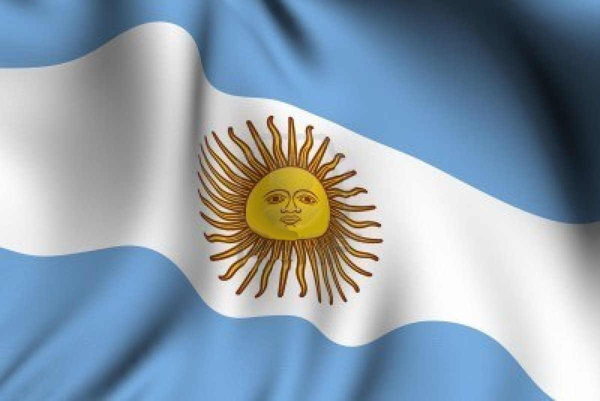 Bandera Argentina Argentine Flag Flag Argentina