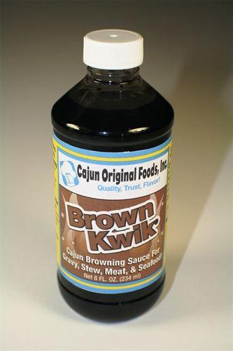 Photo of Cajun Original Foods Brown Kwik 8oz